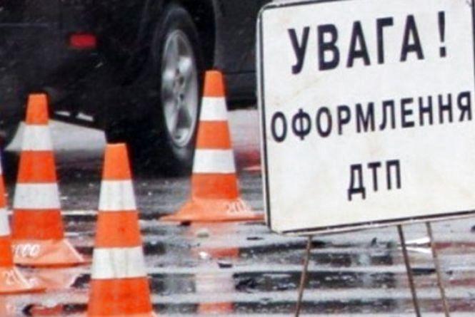 На Київській водій «Volkswagen» збив жінку. Кажуть – бігла, де не можна
