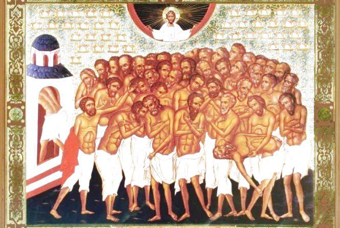 Сьогодні – день Сорока Святих. Історія, традиції та що не можна робити