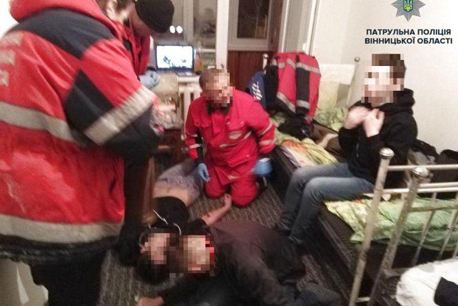 На Магістратській чотири бригади медиків рятували «безпорадних» наркоманів
