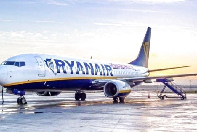 Ryanair тепер в Україні: розповіли про квитки по 10 євро.  Розклад рейсів