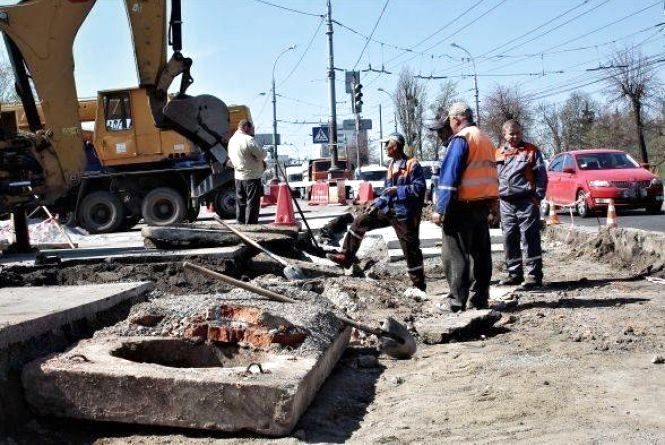 За 146 мільйонів відремонтують дороги та тротуари. Перелік вулиць
