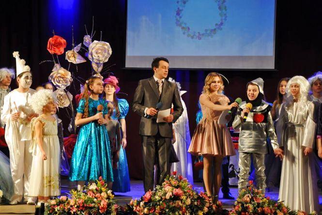Дитяча театральна студія «Мельпомена» відсвяткувала 10-річний ювілей