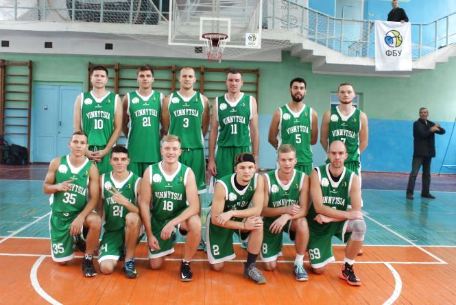 «Вінницькі зубри» двічі перемогли БК «Чернігів» та вийшли до плей-офф чемпіонату України!