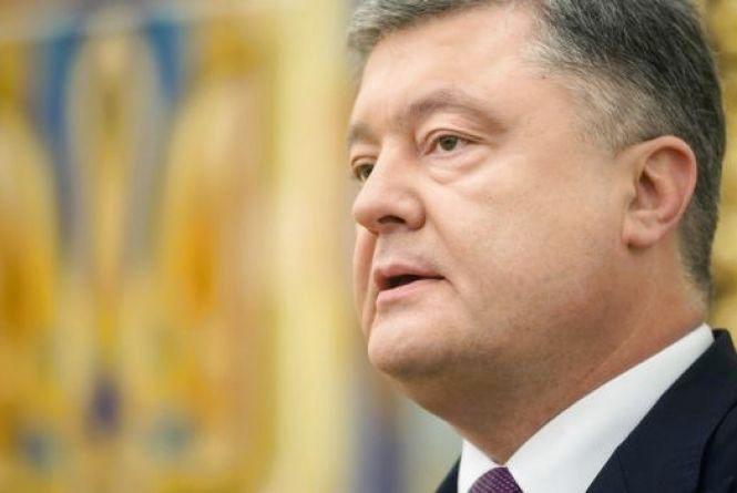 Президент у Вінниці: Порошенко заявив про закінчення АТО