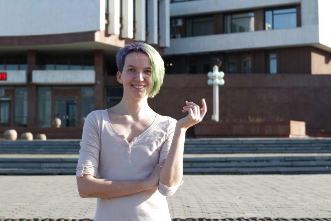 Юлія Спінул: «Складається враження, що люди вважають мене придуркуватою»