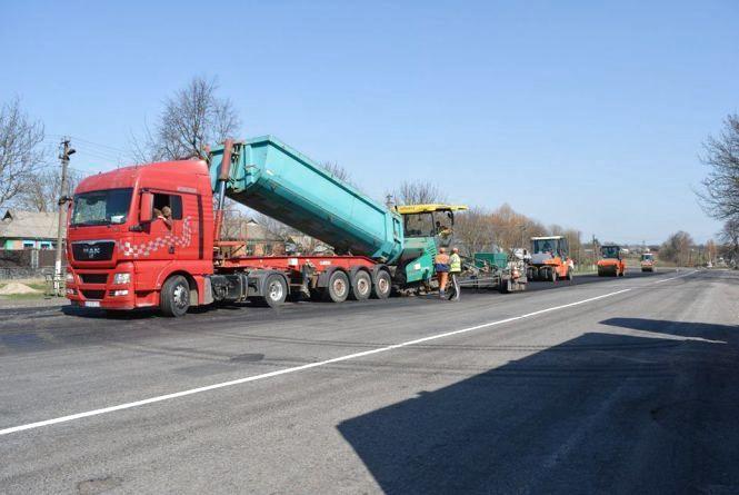На Вінниччині почали ремонтувати одну із доріг. Яку саме та скільки кілометрів дороги планують відремонтувати?