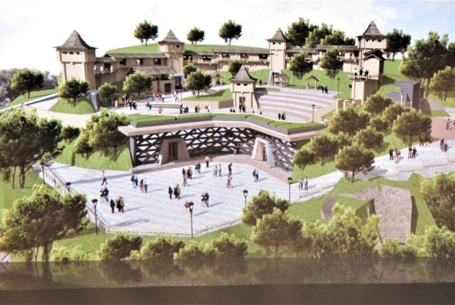 Історичний «Діснейленд» пропонують зробити на Старому місті