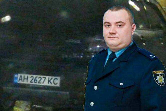 Протокол за п'яну їзду отримав начальник крижопільської поліції