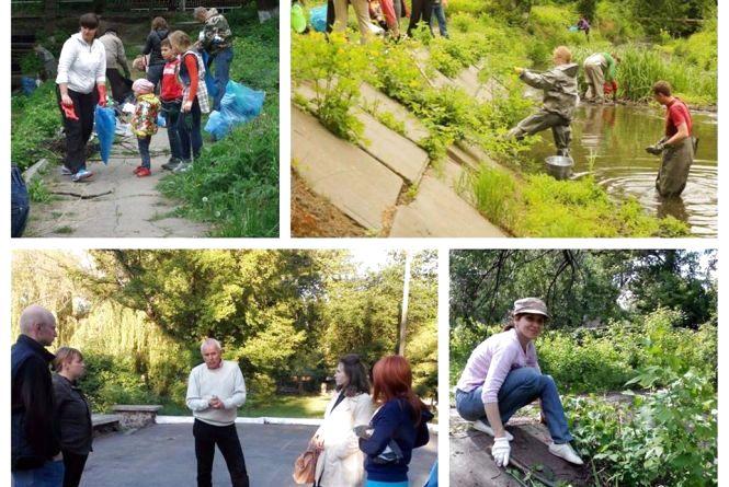 Вінничан запрошують на екологічну акцію – прибиратимуть на річці