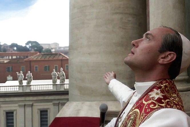 На ТБ покажуть скандальний серіал про Папу Римського (прес-служба «Інтер»)