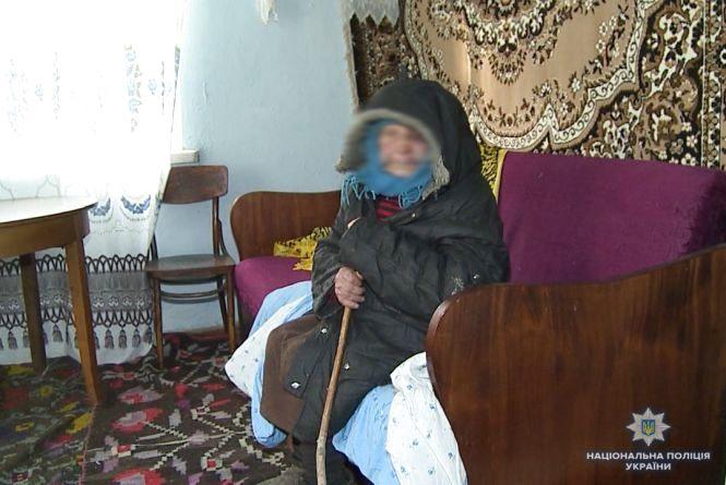 Вдала, що мертва. На Вінниччині затримали злочинців, які нападали на пенсіонерів