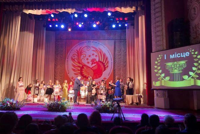19-21 квітня у Вінниці пройшов ІІ Міжнародний пісенний фестиваль-конкурс «Золотий птах» (Новини компаній)