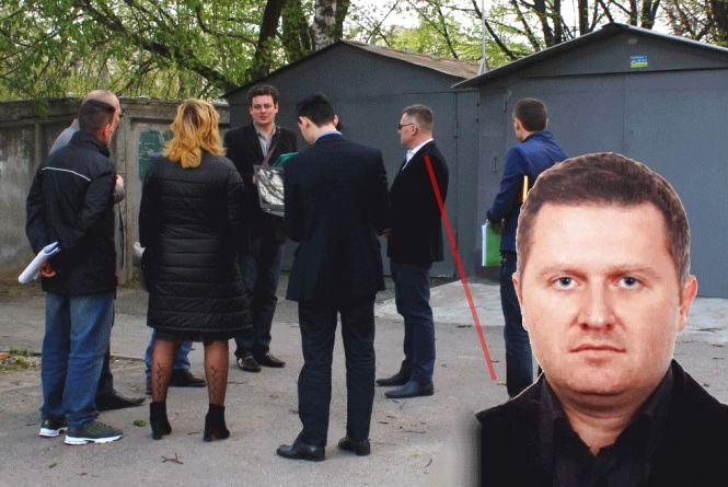 Вінничанин судиться за гараж, який у нього «віджав» чиновник
