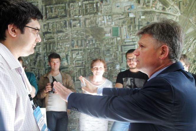 У мерії розказали про плани на проспект Коцюбинського
