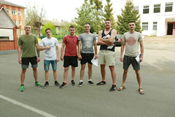 «Битву факультетів» у ВДПУ виграла команда факультету фізвиховання