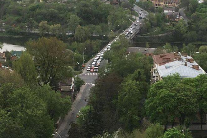 Вінниця 25 квітня: пожежа на АЗС та у приватному будинку