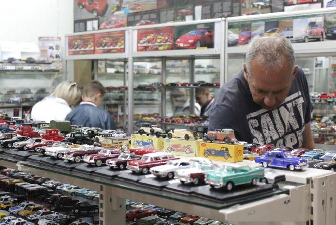 Музей моделей транспорту буде на Соборній. Його відкриють вже втретє