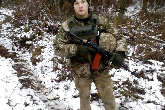 Він загинув за Україну: остання пісня Героя Олександра Микитюка (ВІДЕО)