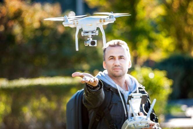 Коли на землі стає нудно: як вінничанин купив дрон і подивився на світ по-іншому