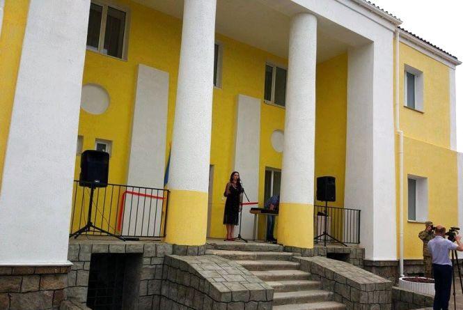 У Хмільнику відкрили реабілітаційний спортивно-оздоровчий центр для учасників АТО