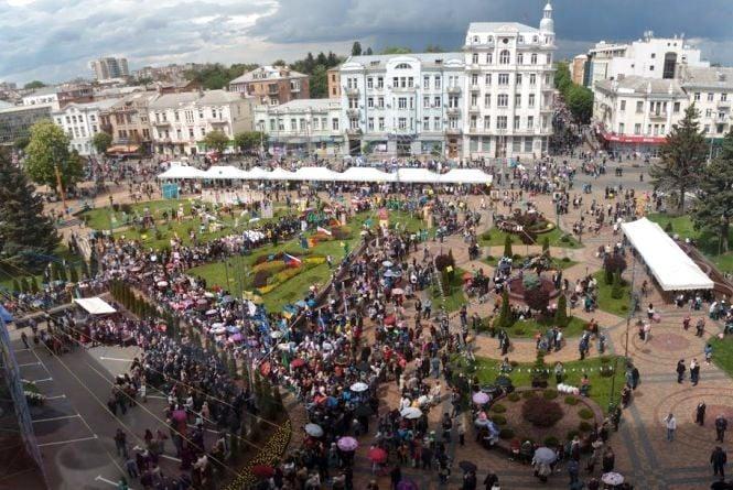 День Європи у Вінниці: що чекає на гостей у десяти зонах? (ПРОГРАМА)