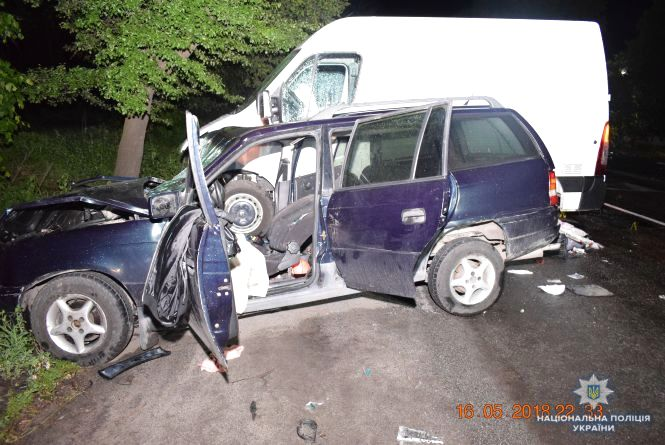 Моторошна ДТП: «Opel» врізався у «Renault». Загинуло немовля та троє постраждали