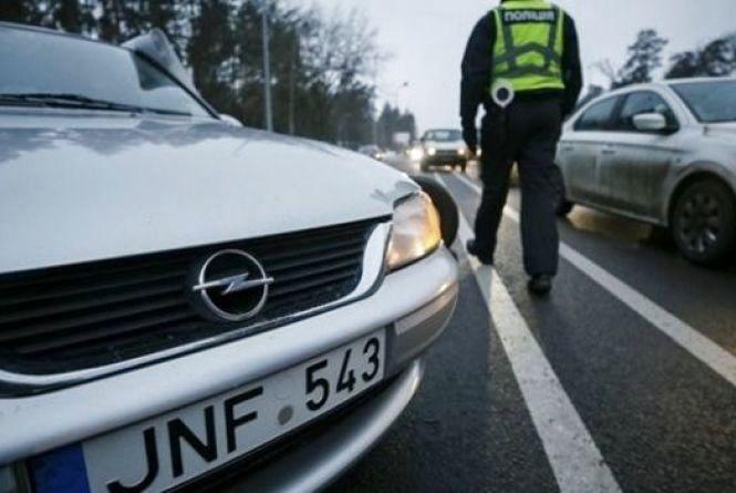В Україні ускладнили ввезення автомобілів на Єврономерах