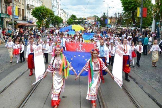 На День Європи перекриють центр Вінниці. Як їздитиме громадський транспорт