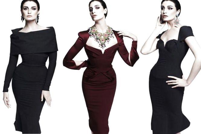 ТОП-5 оригинальных вечерних платьев: какое выберете вы?