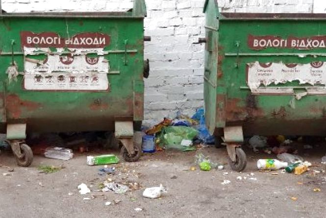 Свалка в спальном районе: кто поможет винничанам жить в чистоте?