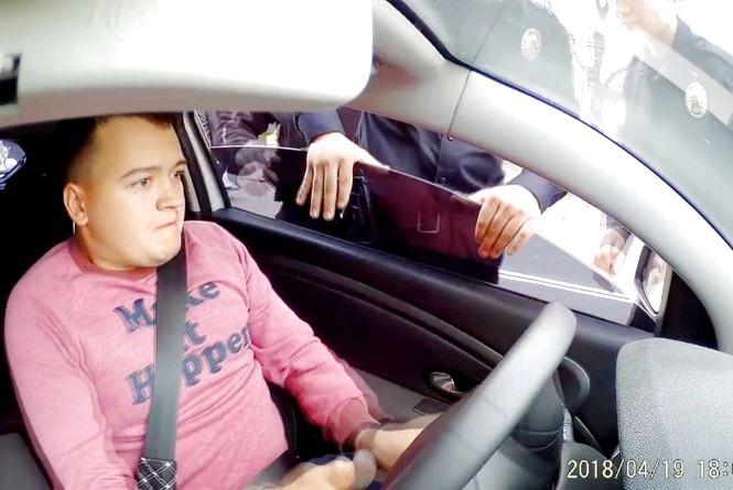 Мітингом підтримають водія, якого патрульні поклали обличчям в асфальт
