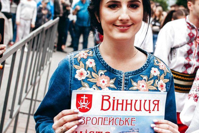 «Вінницька студвесна» зібрала тисячі вінничан! Такої кількості людей Європейська площа ще не бачила! (Новини компаній)