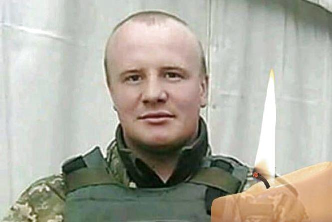 Вінниччина втратила Героя. На Донбасі загинув 22-річний Ярослав Дашкевич
