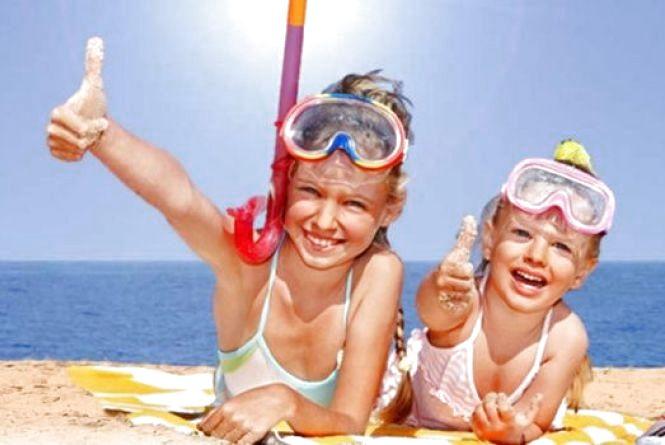 Кращі курорти України для оздоровлення дітей