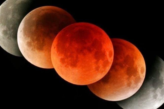 Влітку українці зможуть спостерігати унікальне місячне затемнення