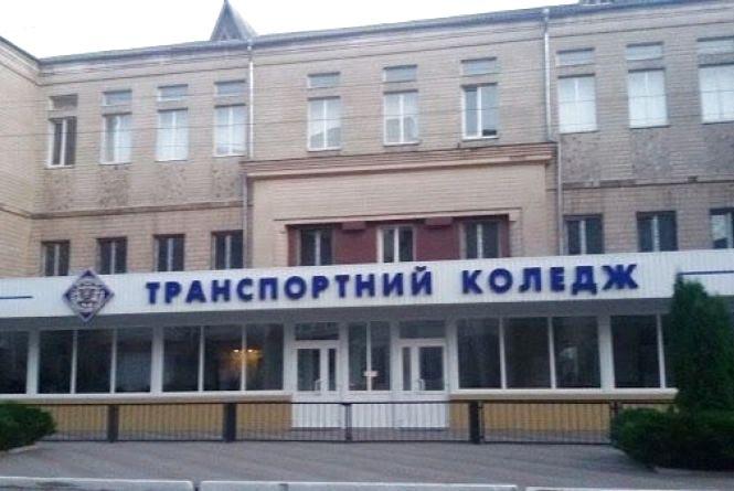 У Вінницькому транспортному коледжі зірвані вибори студентської ради, через що викликали поліцію