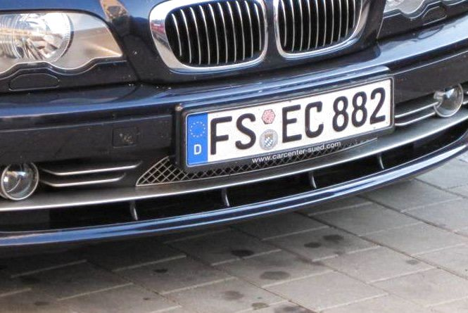 """Нові ставки розмитнення """"євроблях"""": авто старше 2000 року — 7500 Є?"""