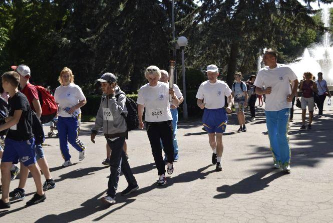 Олімпійський день у Вінниці: масовий забіг, старти зіркових спринтерів, лотерея