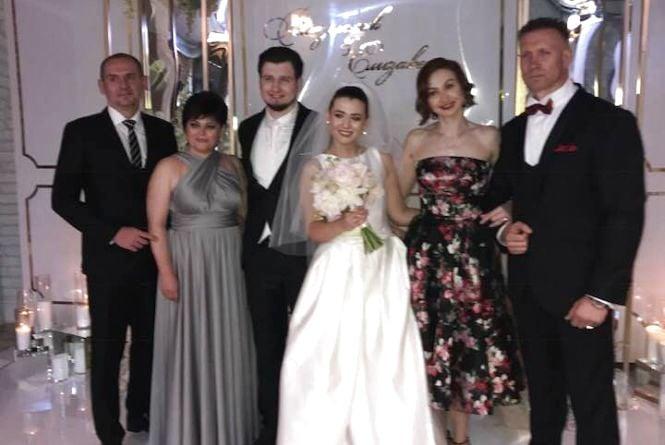Розкішне весілля, величезний торт та Полякова — як Геннадій Вацак одружив сина