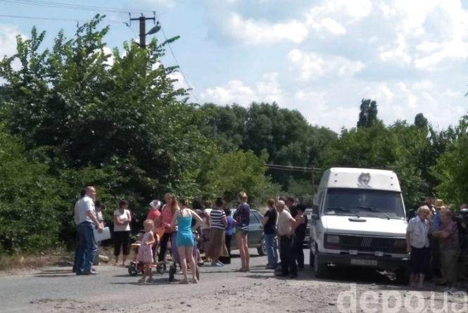 «Перекриємо дорогу в день відкриття OperаFest Tulchyn»: вимоги жителів Брацлава