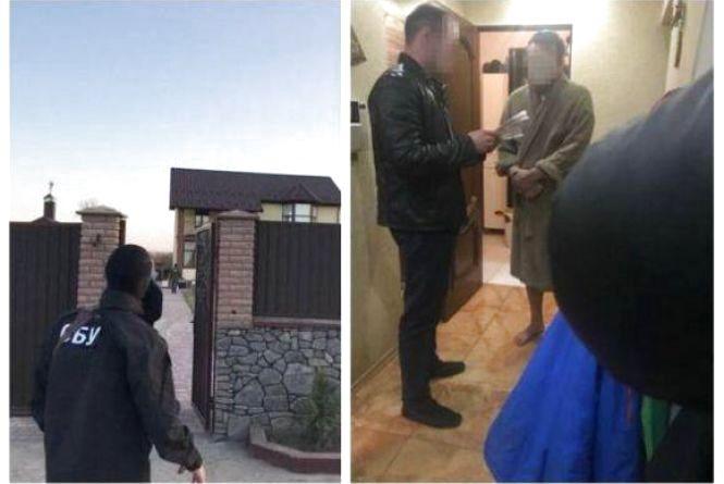 Заступник прокурора області, якого підозрюють у хабарництві, став «екс». Звільнився сам
