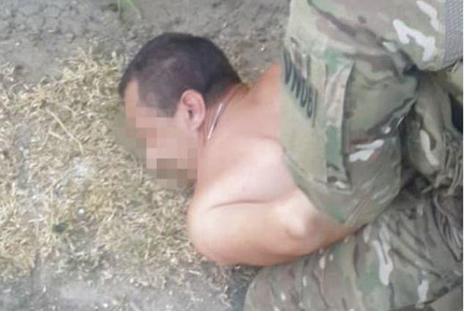 На Вінниччині СБУ затримала терориста «ДНР», який знущався над українськими полоненими