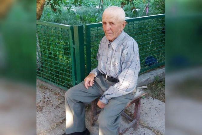 У Павлівці зник 80-річний дідусь. Його родичі просять допомогти в пошуках