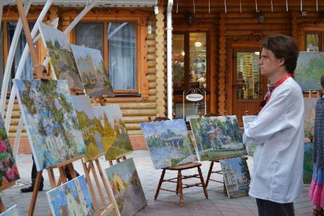 У Вінниці обрали кращого художника. Як це було?