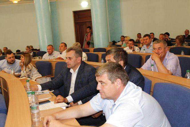 Затвердили керівників комунальних об'єктів (Прес-служба Вінницької обласної Ради)