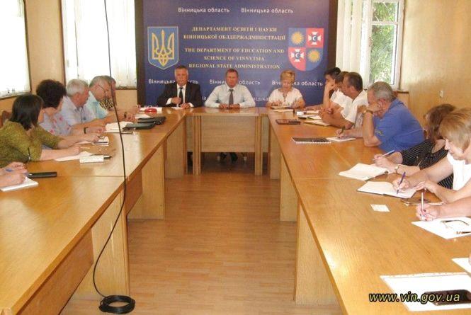 У Вінниці цієї осені запрацює новий навчальний заклад