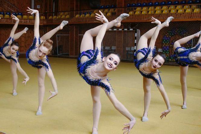 Дебютантки стали призерками чемпіонату світу з естетичної групової гімнастики