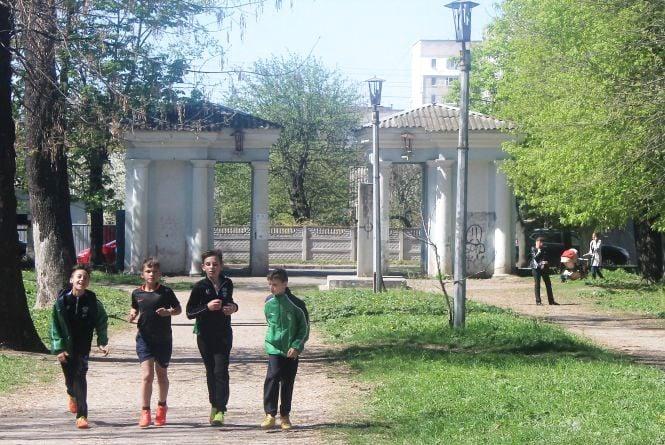 Парк «Хімік» має стати зеленою оазою району. Результати дослідження