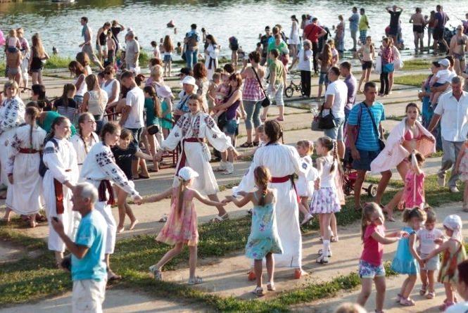 День родини у Вінниці: багатодітні сім'ї запрошують на «Активне дозвілля»