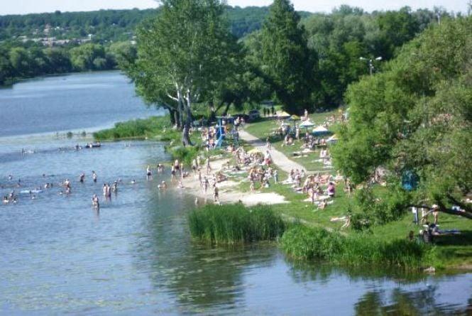 Де можна та не варто купатися на Вінниччині? Перелік пляжів від МОЗ